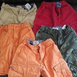 Levi Boys Shorts Size 6